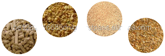 Rice Bran for cattle, fish, pig, horse animal feed