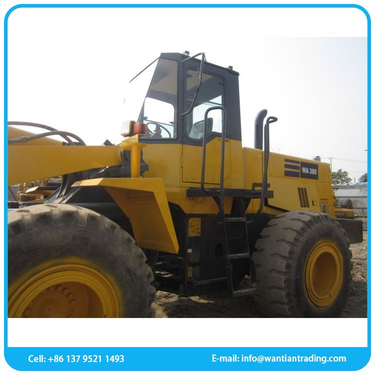 China cheap price brand new komatsu mini used wheel loader