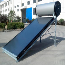 PWH 150 new design 2018 high quality 150L panel Solar Water Heater