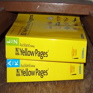 Quality low price Waste Paper Yellow Pages for sale
