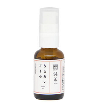 Made in Japan, 100% Natural Ingredients Rice Bran Oil