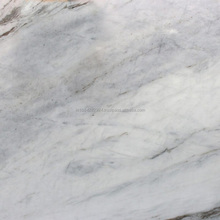 SQUARE LIGHT GREY MARBLE STONE SLAB NATURAL STONE FLOOR TILES WITH RANDOM EDGE