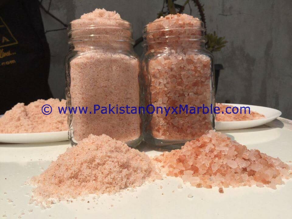 BEST SELLING HIMALAYAN EDIBLE FINE GRANULATED PINK NATURAL CRYSTAL ROCK SALT