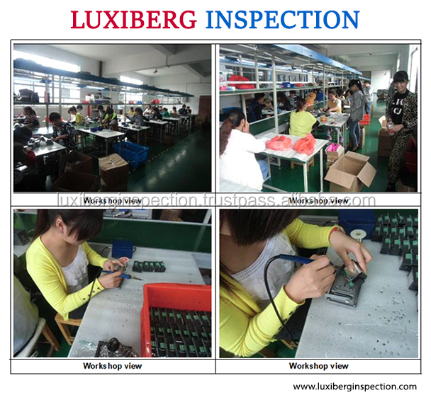 Social Compliance Audits and Factory Audits Services in Guangdong province / Luxiberg Inspection Company in China since 2005