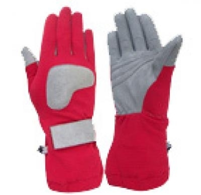 Custom Design Professional Kart Racing Outdoor Sports Gloves/Car Racing Nomex Gloves 3 Colors