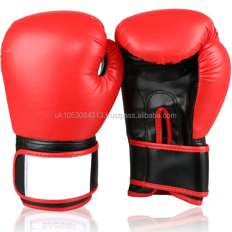 Top Quality Boxing Gloves with screen Printing