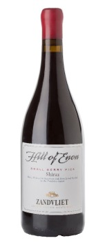 Zandvliet Hill of Enon Shiraz Dry red Wine Oak Barrel Matured