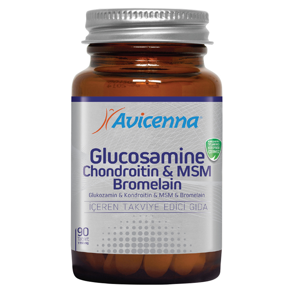Glucosamine chondroitin msm tablet