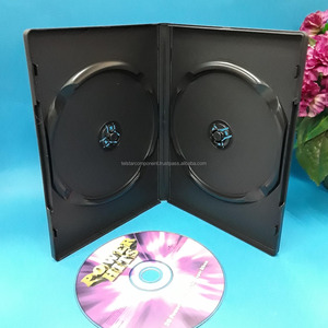 CD DVD DOUBLE 14mm Case Box