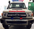4 Wheel Drive Ambulance Toyota LC -VDJ 78 2017
