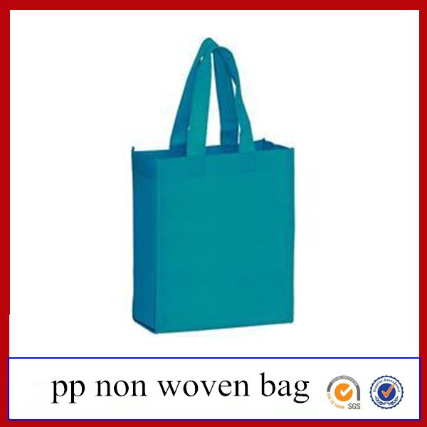 New product promotional pp non woven road organic cotton bag