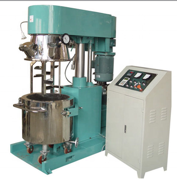 High quality industrial planetary type mixer for high viscous material