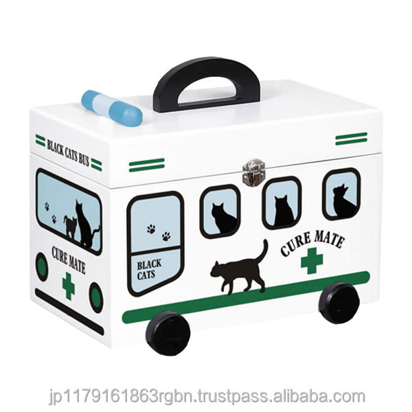 Cost-effective and Best-selling first aid kit box created by Japan