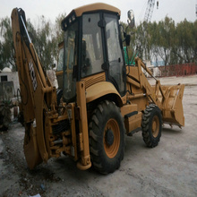 JCB 3CX 2015 year used backhoe loader bucket capacity in shanghai for sale