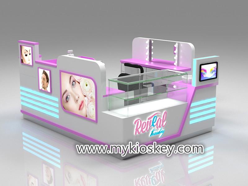 australia eyebrow threading kiosk