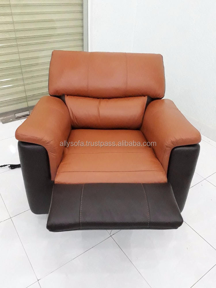 New Trend Single Recliner Sofa single chair with Modern Motion Sofa For The Living Room ALLY-0030705614