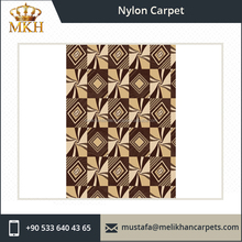 Excellent Raw Material Made Nylon Printed Wall to Wall Carpet
