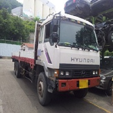 Good Quality Hot Sale Korean Used Large Trucks In Good Condition