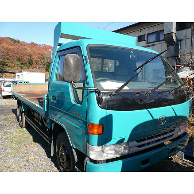 TOYOTA Used/Secondhand Prices For Tipper Truck