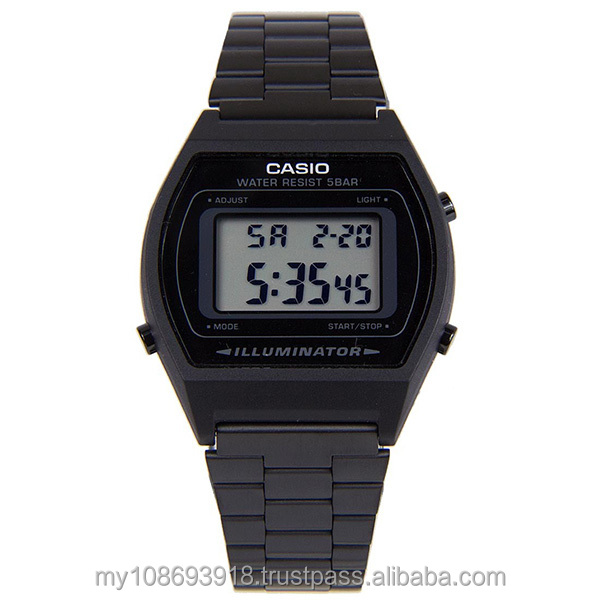 General Watch B640WB-1A Vintage Digital Alarm Japan Movement