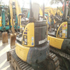KOMATSU PC30MR-2 used mini excavator Japan's original xiniu mini excavator xn08 rhinoceros micro excavator xn08 in shang
