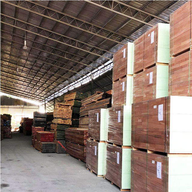 Premium Quality Tropical Hardwood Sawn Timber With Air Dried or Kiln Dried