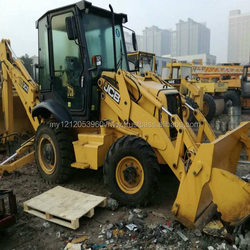Cheap Used JCB Loader Backhoe of used JCB 3CX backhoe loader