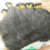 Human Hair For Lady Unprocessed Virgin Vietnamese Natural Grey Remy 24 Inch Human Braiding Hair