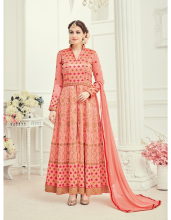 Indian Ethnic Designer Silk Salwar Kameez Suits