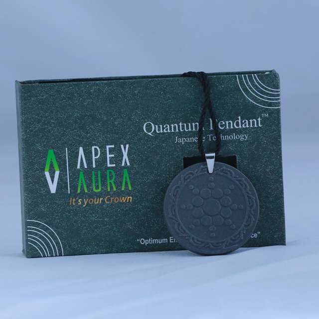 QUANTUM PENDANT - HEALTH CARE - Stress release pendent-for good health