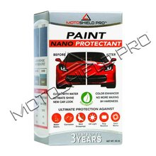 MotoShieldPro Nano Ceramic Car Paint Protectant new car shine repelling water