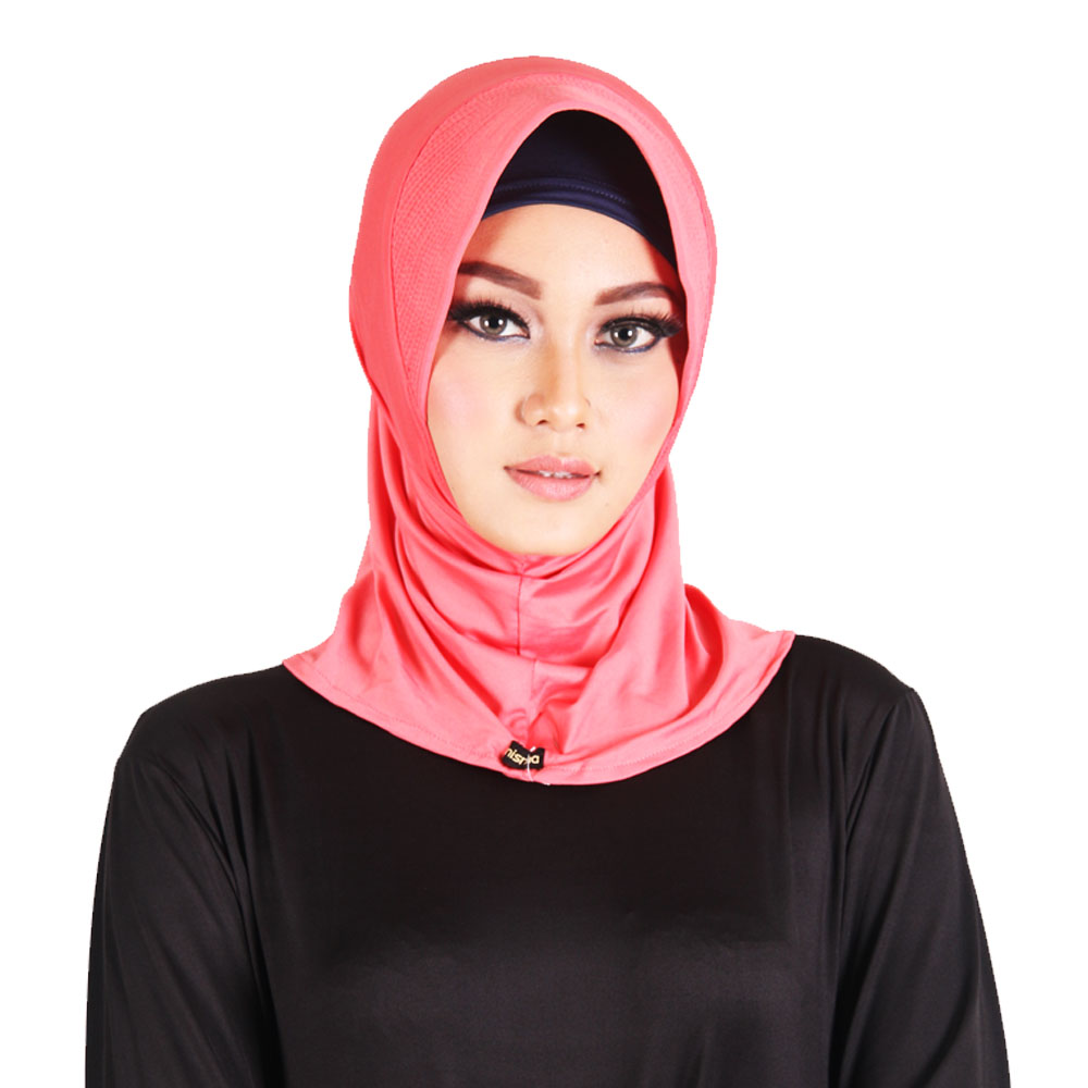 Best Seller 2017 Fashion Spandex Lycra Instant Hijab Nisrina Muslim Islamic Clothing Gadis Alvira 50 Colors Option