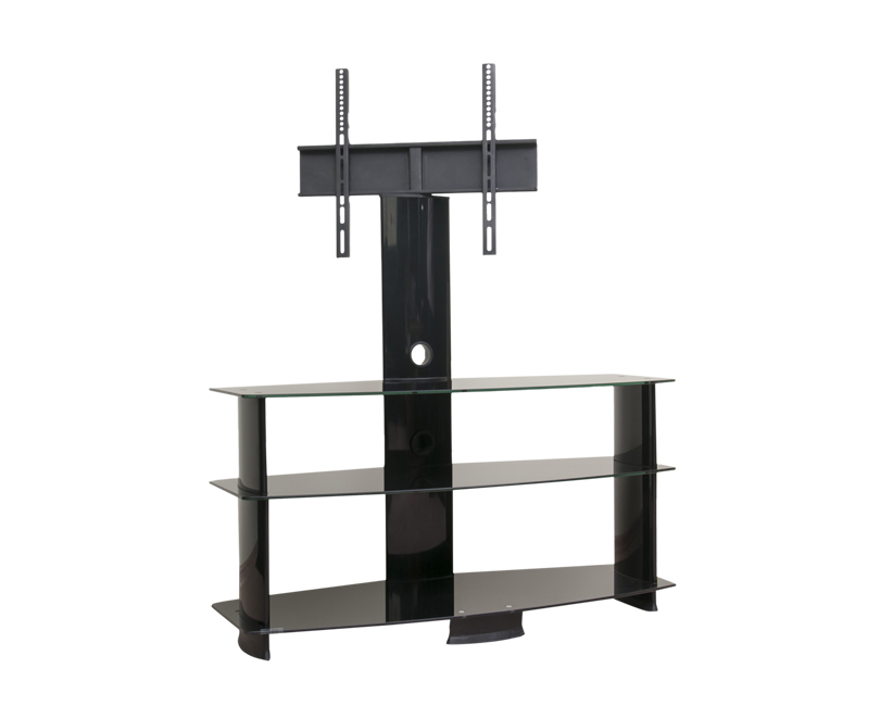 LCD TV STAND glass modern