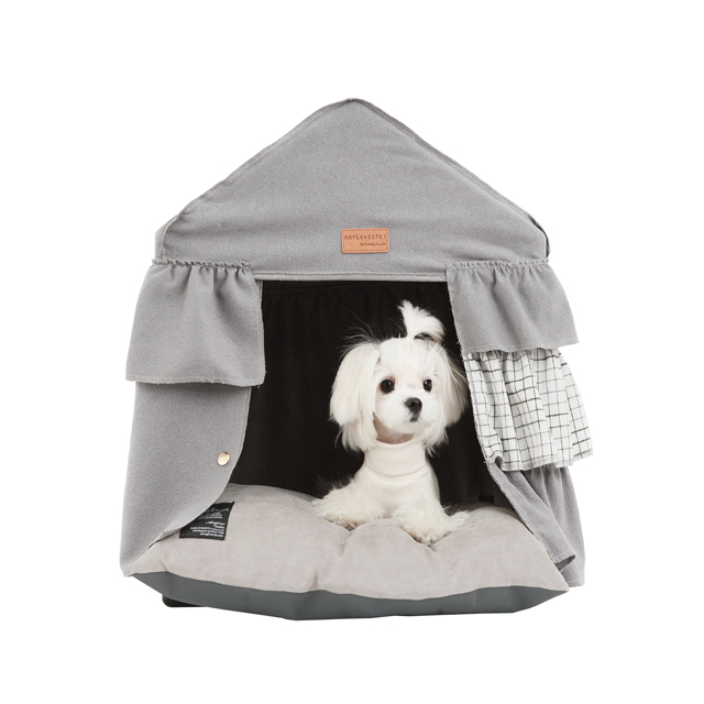 Eco-friendly pet dog cat house amylovespet Monaco house
