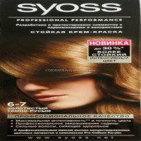 Syoss Hair Dye color