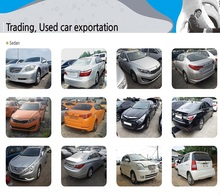 Korea good condition USED CARS AND RELEVANT PARTS