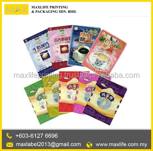 High Quality Customized Food Packaging
