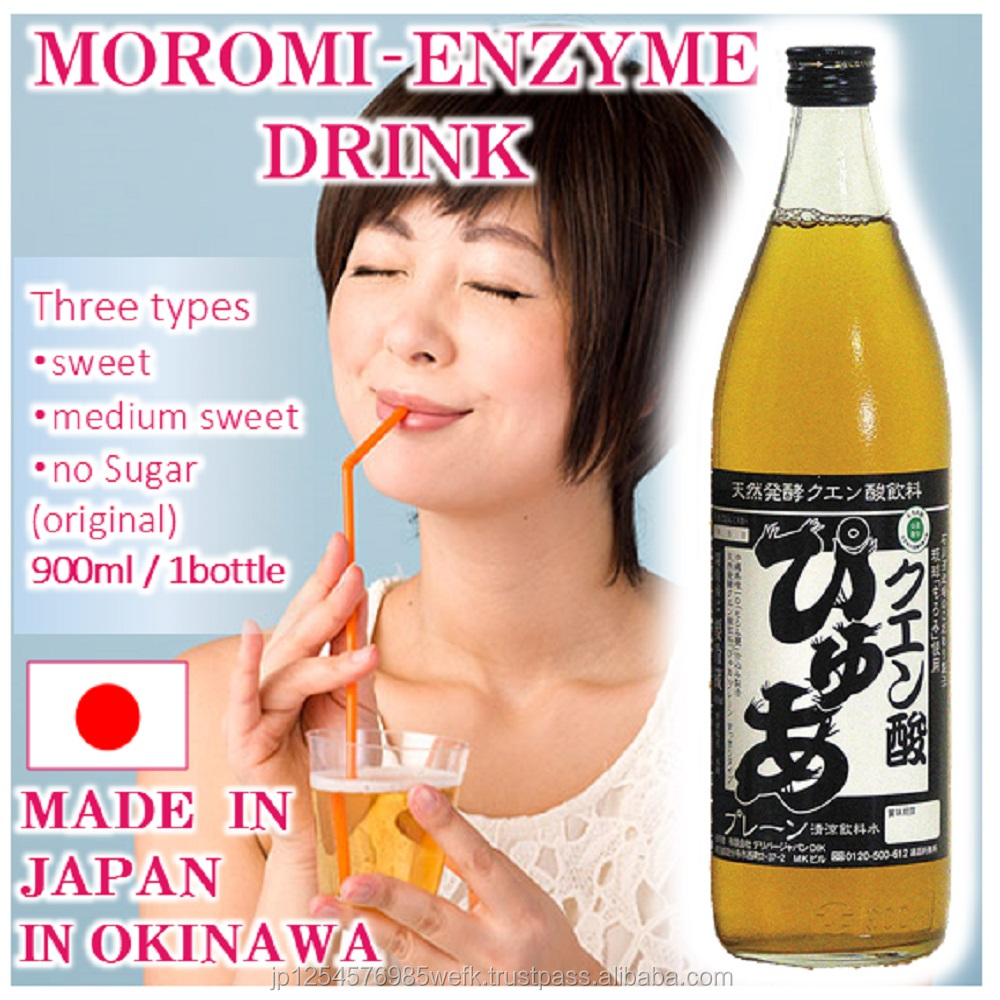 Human body-friendly anti aging Moromi enzyme drink made in japan products