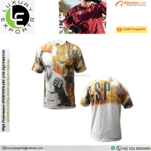 Custom men's 100% cotton blank tall dri fit t shirt /long line high quality t shirt with sublimation