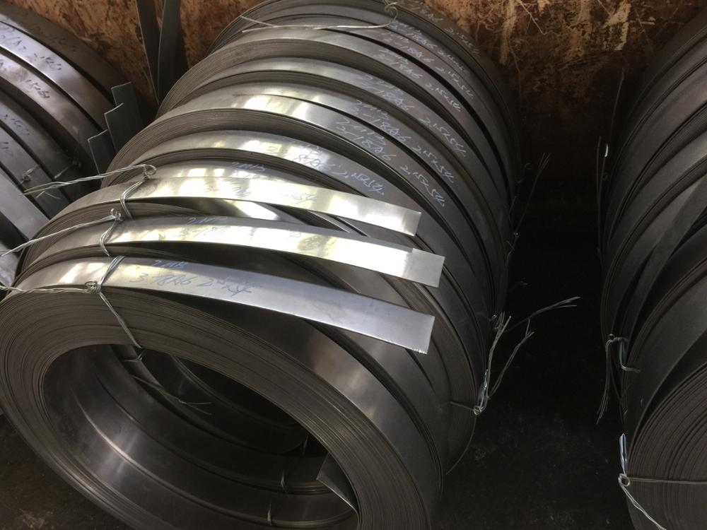 Martensite 13% Cr, AISI 420B, EN 1.4028, DIN X30Cr13 cold rolled stainless steel strip coil