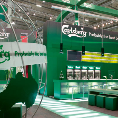 Carlsberg And Carlsberg Export Beer