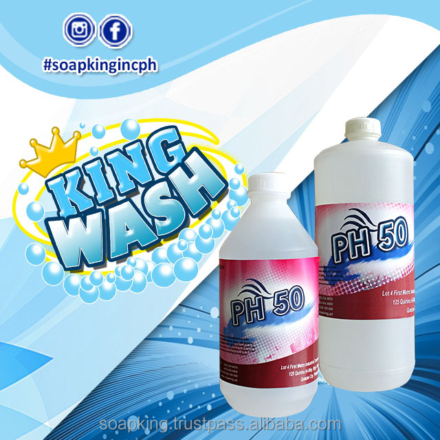 KING WASH PH-50