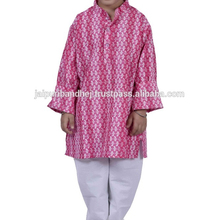 Indian 2018 Rajasthani Kids Kurta Pajama