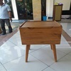 Stand Teak Chest Drawers