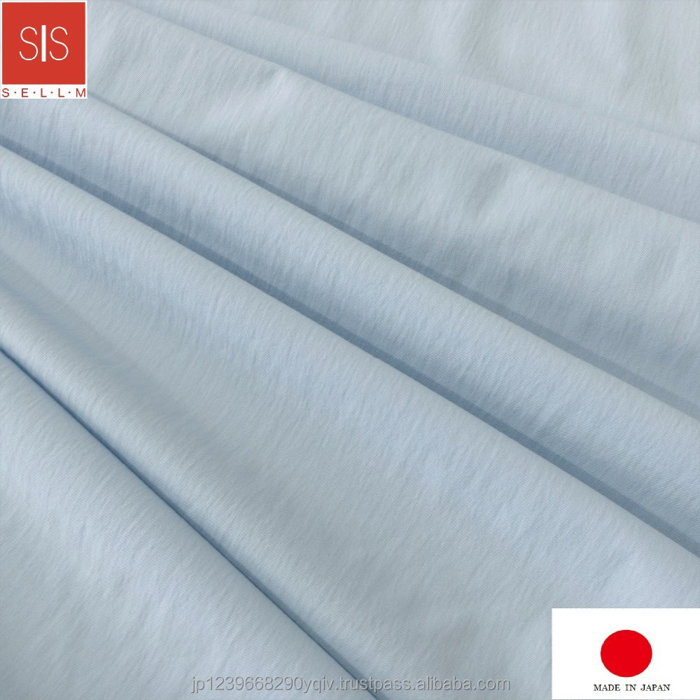 4way high stretch Nylon Cotton twill fabric made in Japan