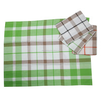 New Fresh arrived home textile yarn died kitchen dish clothes Cotton Tea Towels
