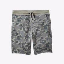 Breathable Fabric Men Cargo Short Custom Camo Short For Gym Wear