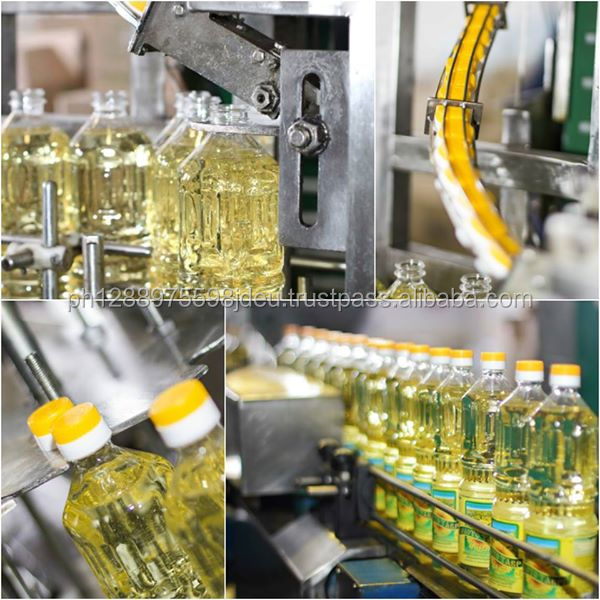 sale high quality sunflower oil refined price with wholesale