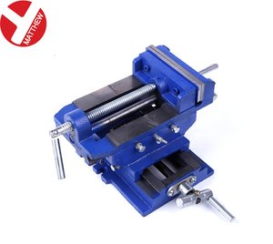 Heavy Duty Compound Cross slide Vise for Milll and drilling