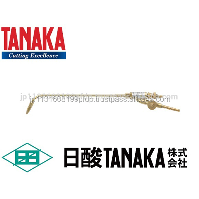 TANAKA Welding Torches make the most of one's ability for welders